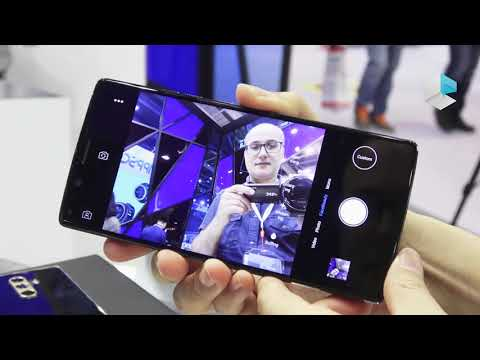 DooGee Mix 2 with Face Unlock