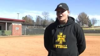 Morgan Vaughan - ATU Student-Athlete Of The Week 2/12/16