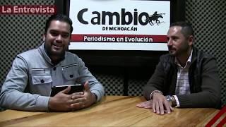 La entrevista - Lic. Salvador Rivas López