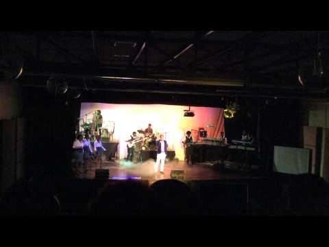 Gavin Hart 3rd year recital @ Edna Manley school of music