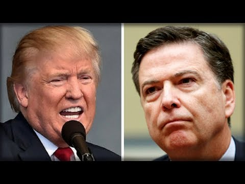 COMEY'S FRIEND COMES FORWARD, ISSUES CHILLING WARNING TO TRUMP ABOUT THE FUTURE
