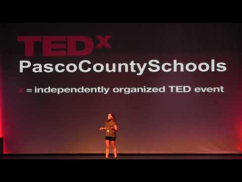 TEDx Talks: If My Mind Can Achieve It   Alexandria Groppe   TEDxPascoCountySchools