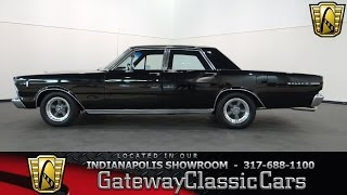 1966 Ford Galaxie #596-ndy - Gateway Classic Cars - Indianapolis