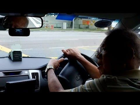 Life as a Singapore taxi driver, Let the stories begin.