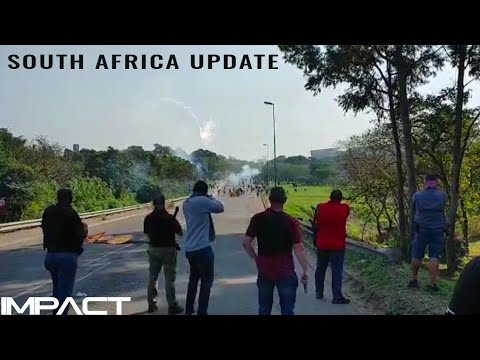 South African Update - Armed Citizens Fight Back