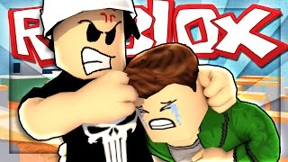 ROBLOX High School MEETING THE BULLY ROBLOX Roleplay 2