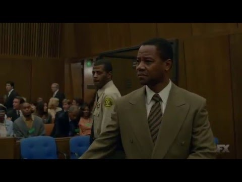 Black Superman - American Crime Story