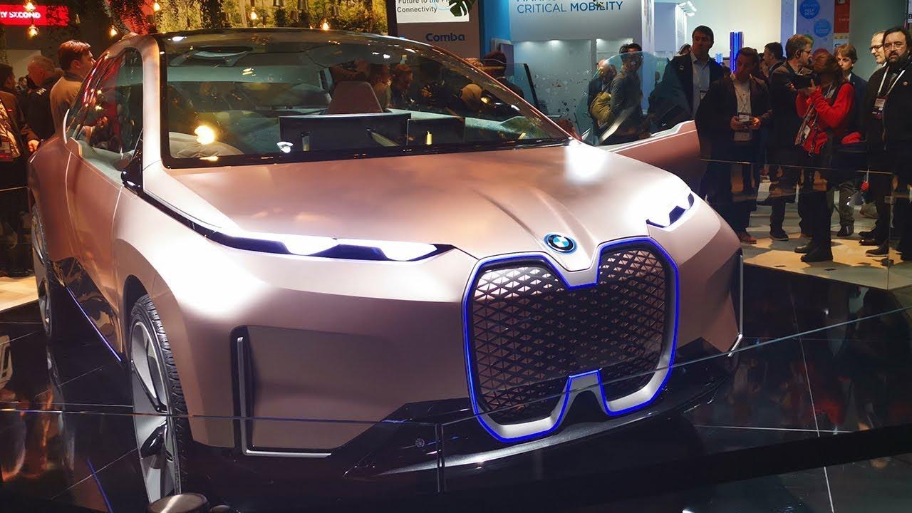 Geleceğin otomobili: BMW Vision iNext - YouTube