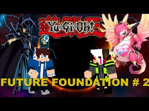 Yu-Gi-Oh Future Foundation : Episode 2 (Minecraft Roleplay) The King Of The Hobo !!!