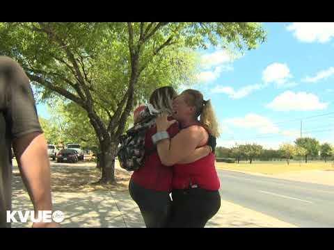 RAW: Austin Mother Learns Her Missing Son Has Been Found | KVUE