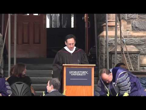 2014 School of Continuing Studies Commencement