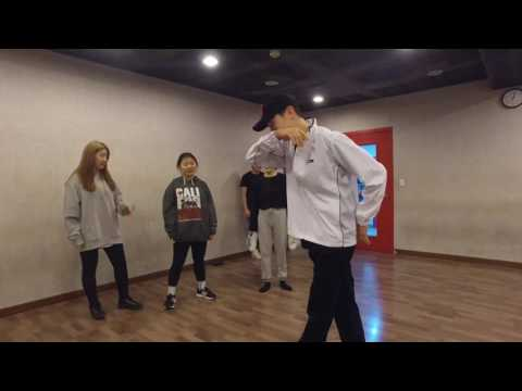 [NYDANCE]팝핀 Nao - Inhale Exhale CHOREOGRAPHY By ABLER POPPIN (잠실댄스/오  금댄스/삼성댄스)