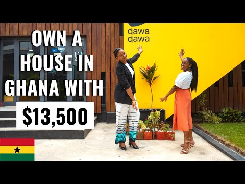 Ghanaian Firm Builds Residential and Commercial Properties using Shipping Containers