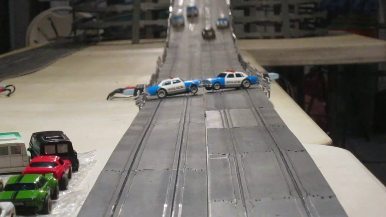 Matchbox Slot Car Smokey And The Bandit Race And Chase