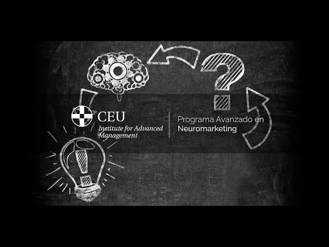 Programa Avanzado en Neuromarketing - Youtube frame