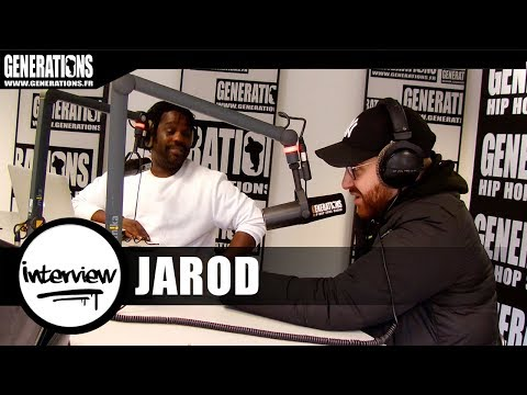 Youtube: Jarod – Interview«Attitude» (Live des studios de Generations)