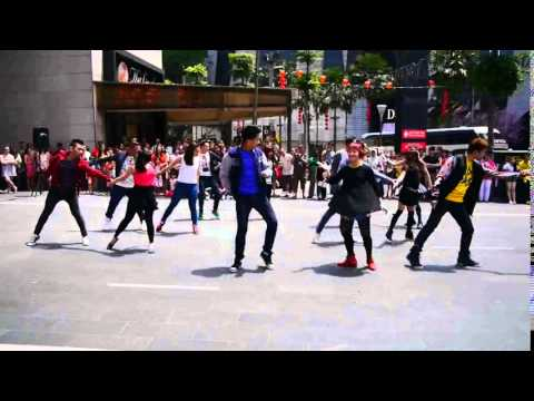 MJ Thriller Live Flashmob Dance Competition Malaysia| Souleganz (2nd Runner-Up)