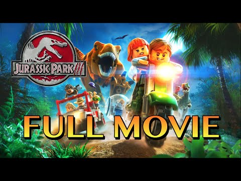 Lego Jurassic Park III Full Movie (1080p HD)