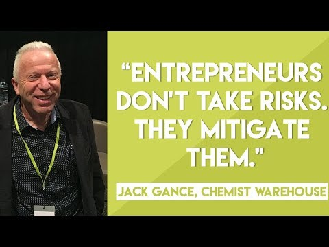 Chemist Warehouse Founder Jack Gance on how he's built a retail empire | #381