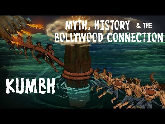 Kumbh Mela 2019: Myth, history & the bollywood connection in 2D.