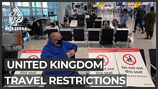 UK to ease travel restrictions for COVID-19 'low risk' countries