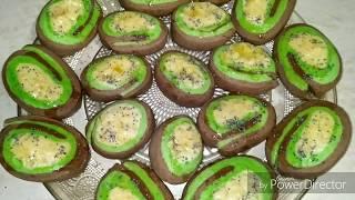 Чудо вкусное и красивое печенье.