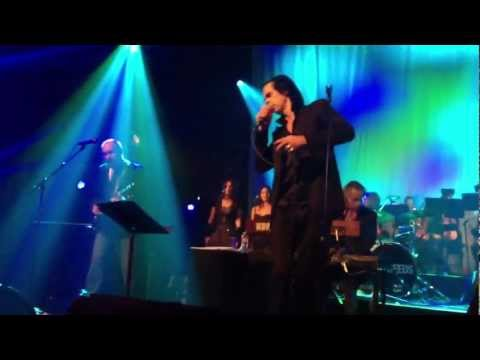 Nick Cave and the Bad Seeds - 'Finishing Jubilee Street' (Live) 2/21/13
