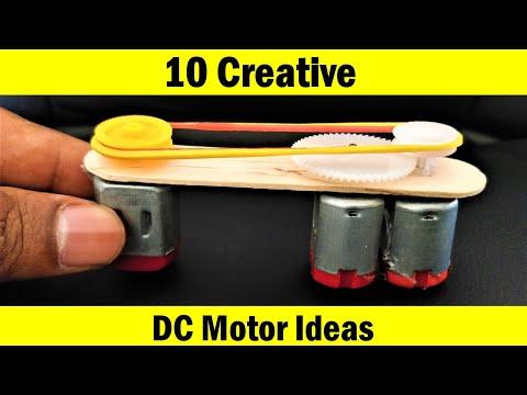 10 DC Motor