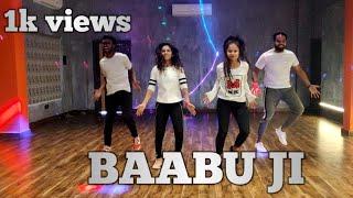 Babuji Zara Dheere Chalo - Moin Khan | Dum | Yana Gupta | Dance Fitness Choreo | Workout