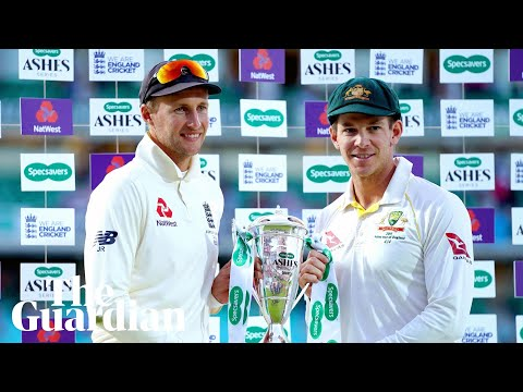 Joe Root hails Ashes series draw, urging England on to better things