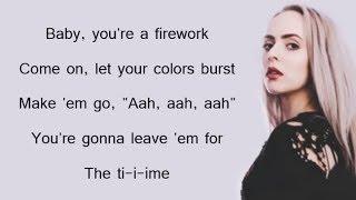 FIREWORK - Katy Perry // Madilyn Bailey Cover (Lyrics)