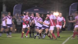 arl army rl vs navy rl highlights 20 9 13