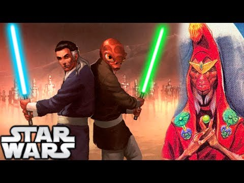 Who Was the First Force User in Star Wars - Star Wars Explained