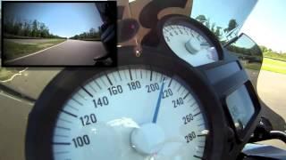 Dhoom 3 Aamir khan's Motorbike BMW  High speed |  almost endless power