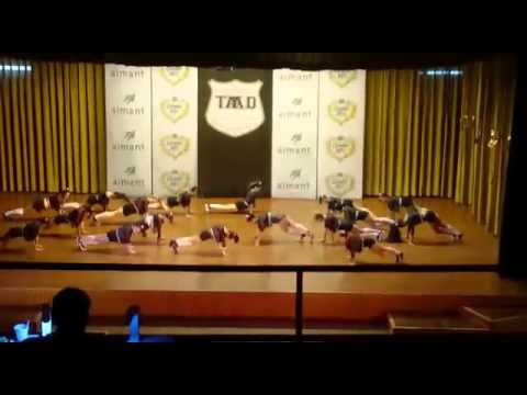 Buenos Aires Dance Group Selectiva TAAD Reggaeton 2015
