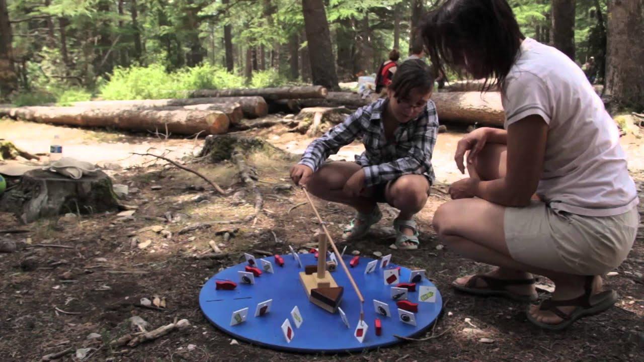 Jeux en bois coop ratifs youtube - Jeux de societe a fabriquer ...