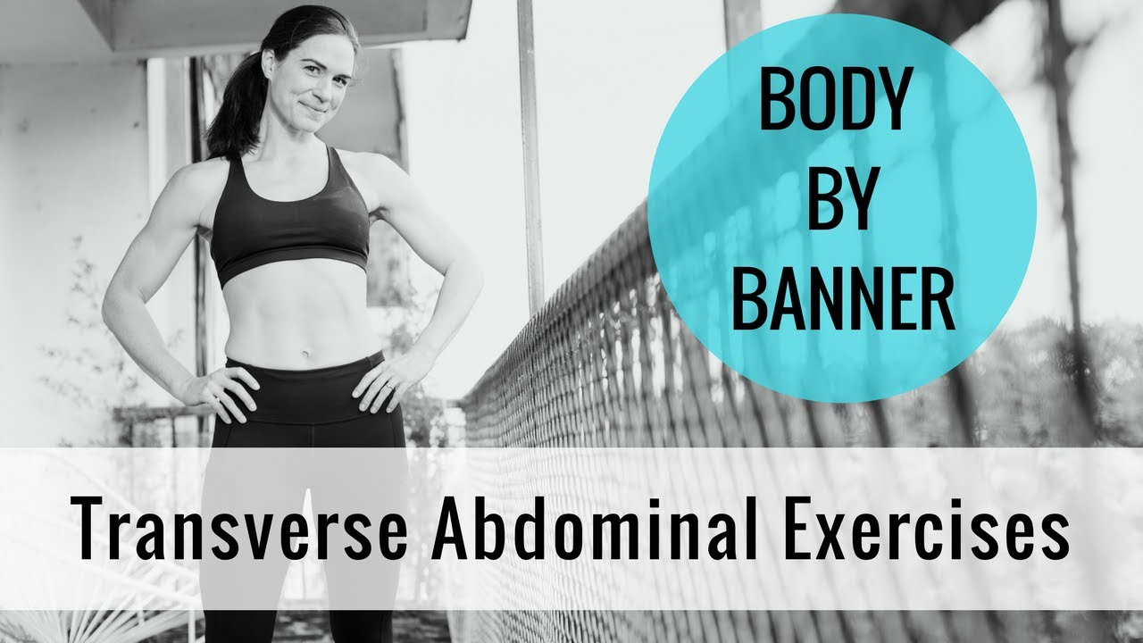 15 Minute Sequence Of Transverse Ab Exercises Youtube