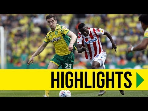 HIGHLIGHTS: Stoke City 2-2 Norwich City