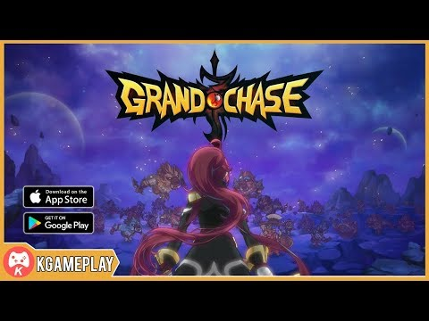 GrandChase Gameplay KR IOS Android Games