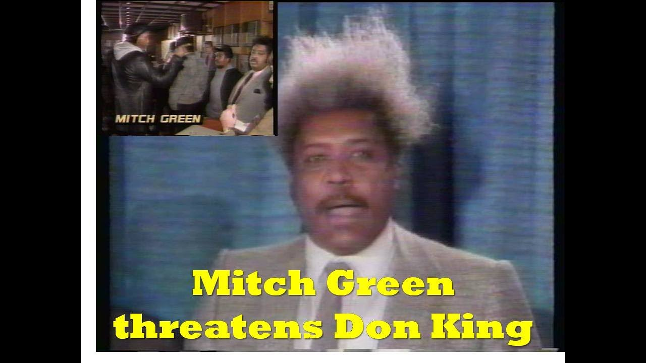 Download Mitch Green Threatens Don King at press conference for Witherspoon-Smith