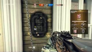 R6: Siege - Noob breach fail