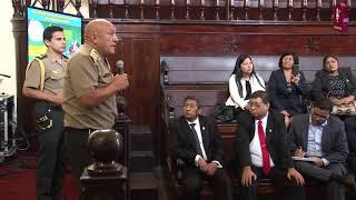 Tema: Reunión con alcaldes electos