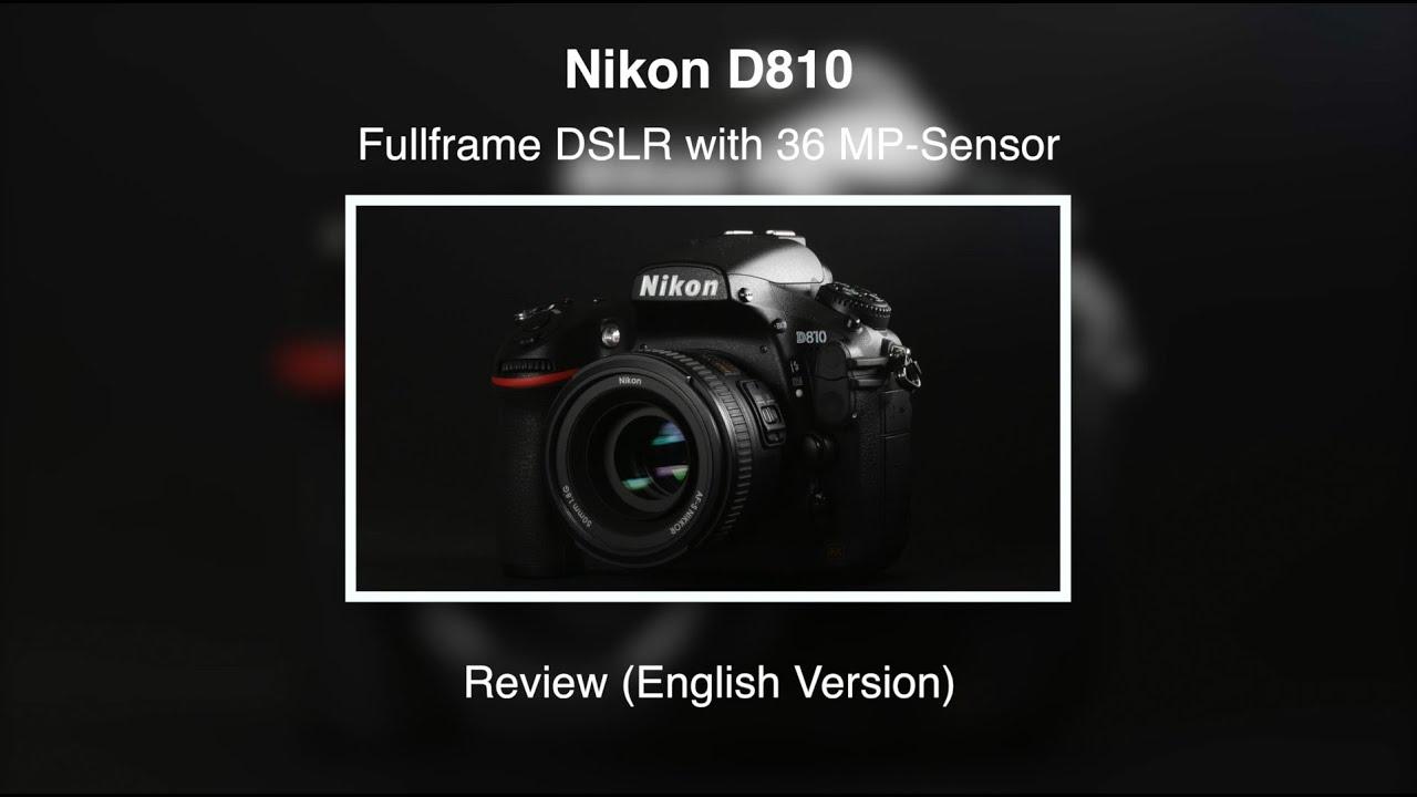 Nikon D810 - Review (English Version)