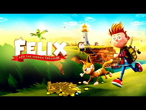 Felix and the Hidden Treasure | UK Trailer | Family Animation