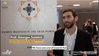 FBAW Conference - Insights by Dr. Georges Samara