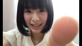 2017/6/3 9:02~ NGT48 チームNⅢ 高倉萌香のSHOWROOM配信 速報を受けて...