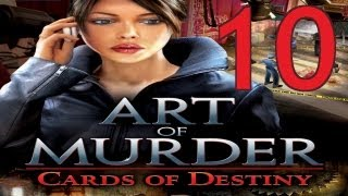 Art of Murder: Cards of Destiny Walkthrough part 10
