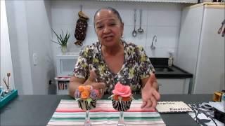 regina ensina rosas feitas com bala de goma