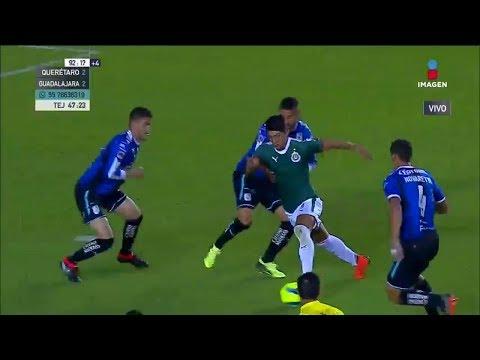 Querétaro 2-2 Chivas | Los mejores momentos | Liga MX
