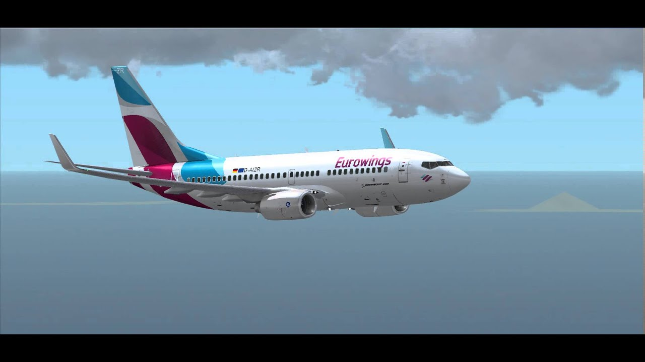 Eurowings fsx liveries download